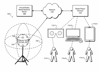 Prediction-based methods and systems for efficient distribution of virtual reality media content
