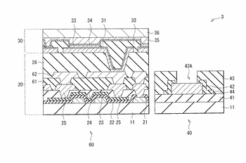 Display unit, method of manufacturing the same, and electronic apparatus