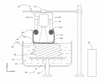 Apparatus for 3d printing