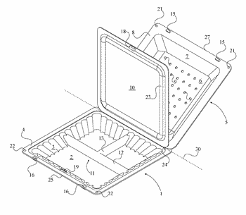 Compartmentalized tray system