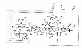 Automated dosing system and method with light profiling for wastewater filtration system