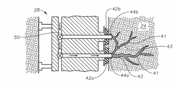 Fracturing and in-situ proppant injection using a formation testing tool