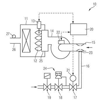 Method for operating a gas burner appliance