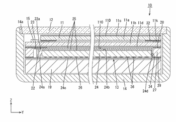 Lighting device, display device, and method of manufacturing lighting device