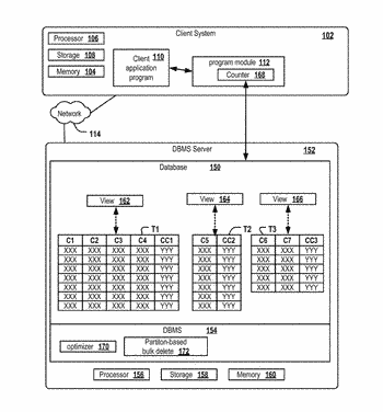 Providing snapshot isolation to a database management system