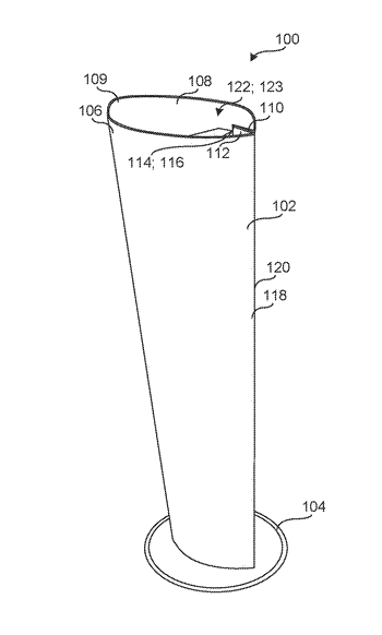 Self-erectable displays and methods of making such self-erectable displays