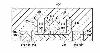 Embedded coil assembly and method of making
