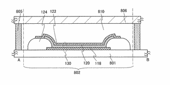 Sealed structure, light-emitting device, electronic device, and lighting device