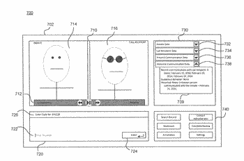 System and method for third party monitoring of voice and video calls