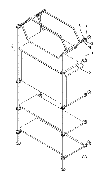 Structural connector and structural system