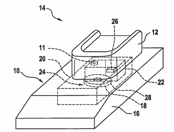Method for foreign object detection for an induction charging device and induction charging device