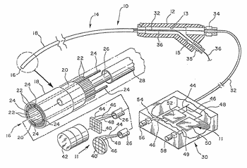 Reduced area imaging device incorporated within endoscopic devices