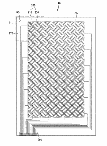 Touch panel and method of fabricating the same