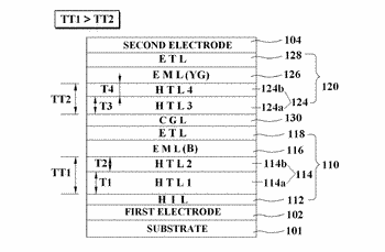 Organic light emitting display device and method of manufacturing the same