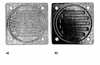 Bipolar plate for electrochemical cells and method for the production thereof