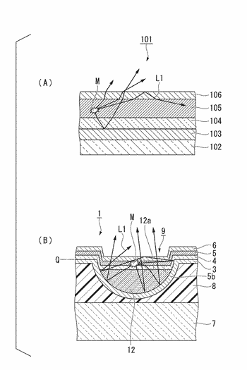 Organic electroluminescence device, illumination device, and display device