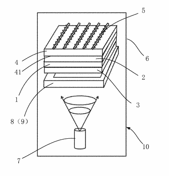 Method for manufacturing flexible oled display component