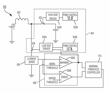 Peak current limiting in inductor-based power converter