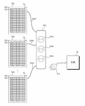 Photovoltaic module and photovoltaic system comprising the same