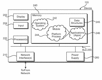 Method and system to identify data and content delivery on a cellular network using a ...