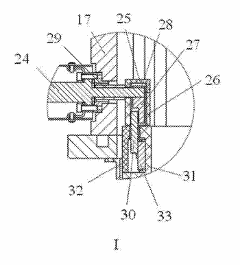 Heating chamber and semiconductor processing apparatus
