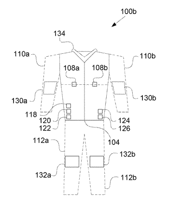 Wearable airbag