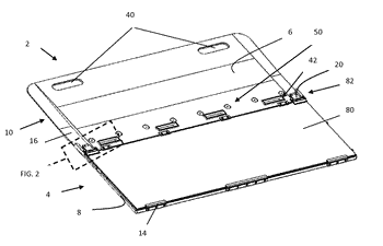 Integrated frame for photovoltaic module