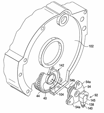 Lubrication control in internal combustion engines