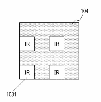 Imaging system including light source, image sensor, and double-band pass filter