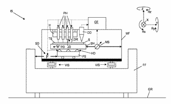 Inkjet system for printing a printed circuit board