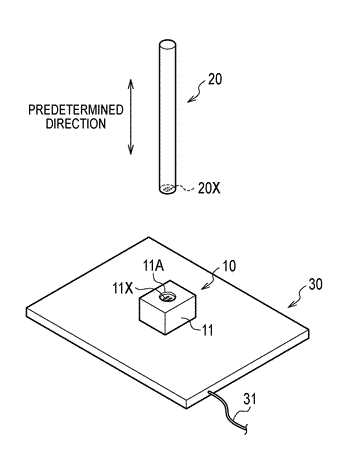 Charging device for non-combustion type flavor inhaler
