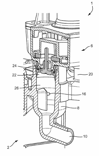 Unit, device and system for preparing beverage consumptions
