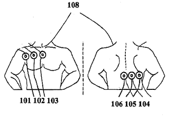 A method and system for monitoring internal electrical impedance of a biological object