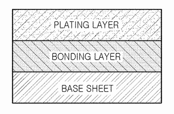 Plated steel sheet having excellent adhesion property and manufacturing method therefor