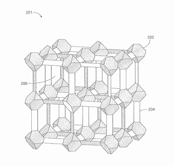 Traceable metal-organic frameworks for use in subterranean formations