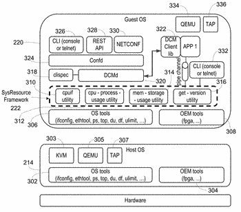 Method and apparatus for determining system information in a device having a plurality of processors, ...