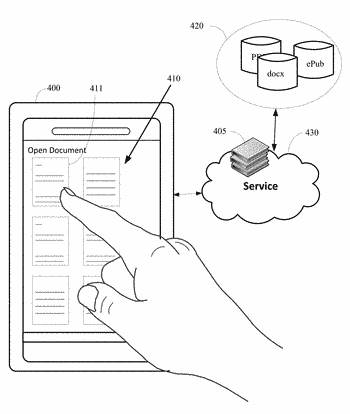 Virtual library providing content accessibility irrespective of content format and type