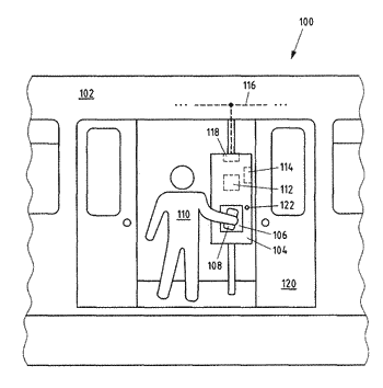 Validator device for a ticketing system