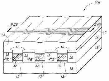 Methods of forming one or more covered voids in a semiconductor substrate, methods of forming ...
