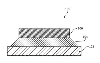 Semiconductor device including antistatic die attach material