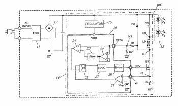 Non-isolated power supply device