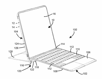 Protective cover for a tablet computer