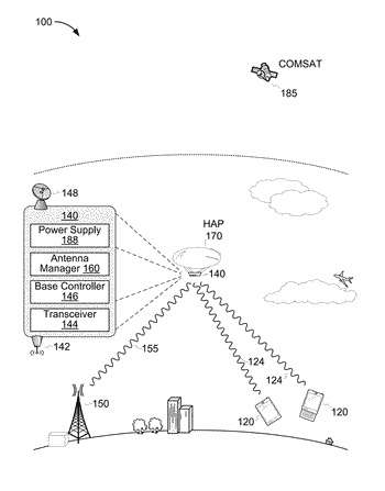 Systems and methods for dynamically allocating wireless service resources consonant with service demand density