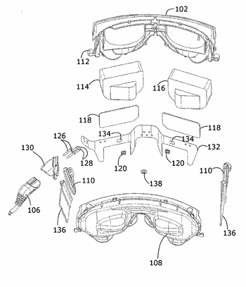Electrode system, device and method for the treatment of eye diseases, in particular dry eye