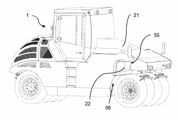 Roller for asphalt compaction, in particular a rubber tire roller, and method for spraying a ...