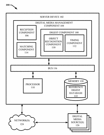 Detecting usage of copyrighted video content using object recognition
