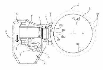 Method and device for laser soldering an electric circuit of a heating portion of an ...
