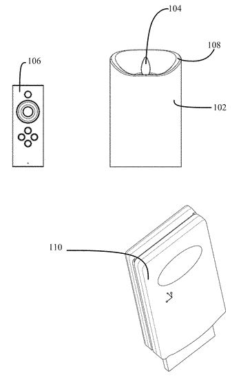 Systems and methods for remotely controlling an imitation candle device