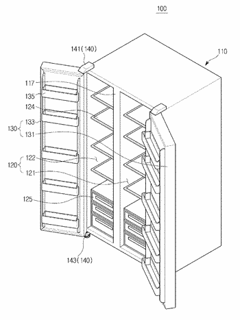 Adsorbent, vacuum heat insulating material having the same and refrigerator