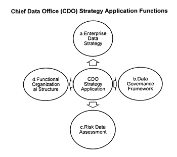 Chief data office strategy application